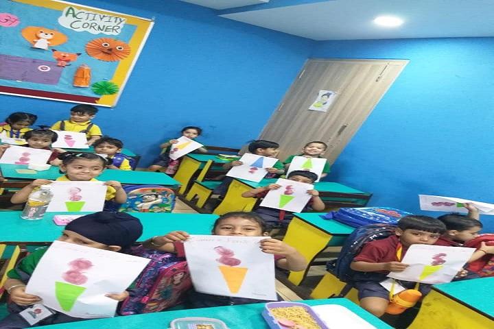 Guru Tegh Bahadur Public School-Activities
