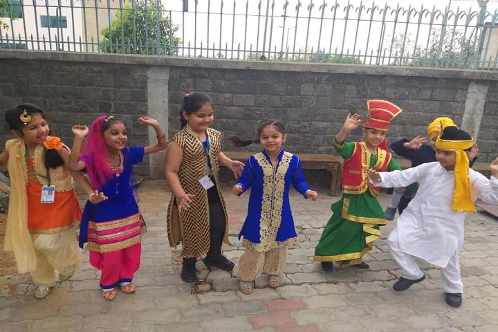 Guru Tegh Bahadur Public School-Events