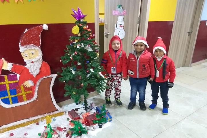 Guru Tegh Bahadur Public School-Christmas Celebration