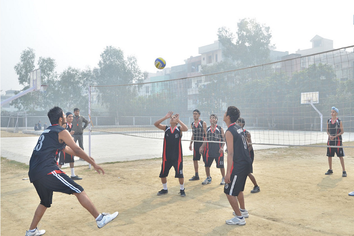 Guru Tegh Bahadur Public School-Sports