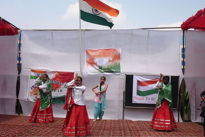 Guru Tegh Bahadur Public School-Republic day Celebration