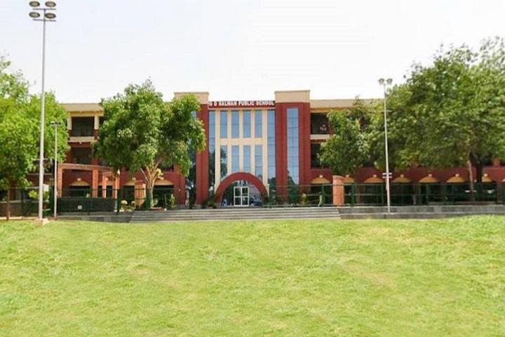 Gyan Devi Salwan Public School-Campus View