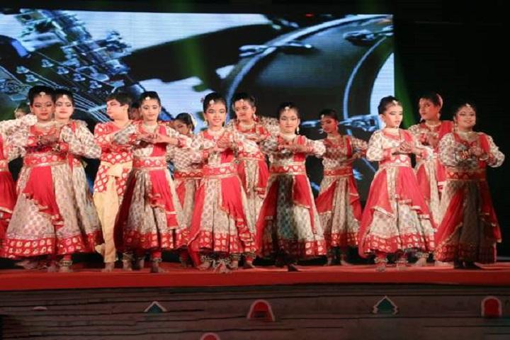 Gyan Devi Salwan Public School-Dance