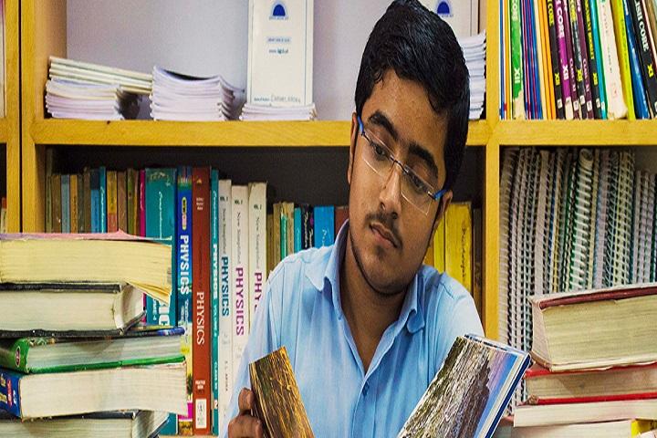 Gyan Devi Salwan Public School-Library
