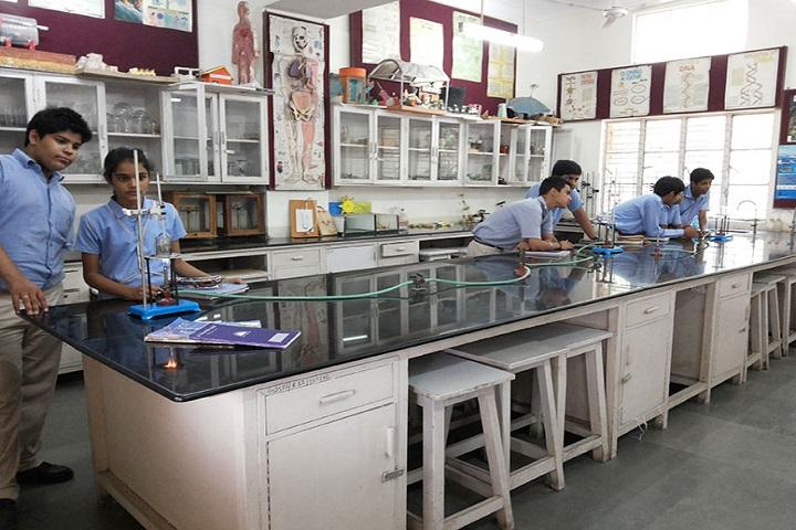 Gyan Devi Salwan Public School-Chemistry Lab