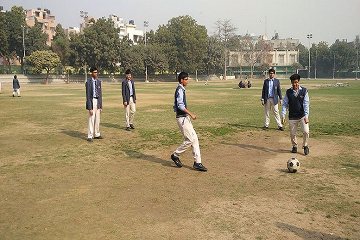 Gyan Devi Salwan Public School-Play Ground