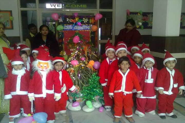 Gyandeep Vidya Bhawan Senior Secondary School-Christmas Celebration