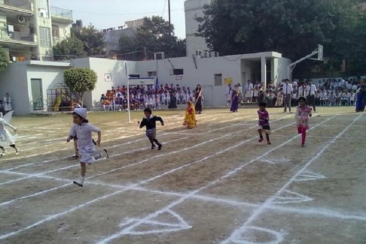 Gyanadeep Vidya Bhawan Senior Secondary School-Sports
