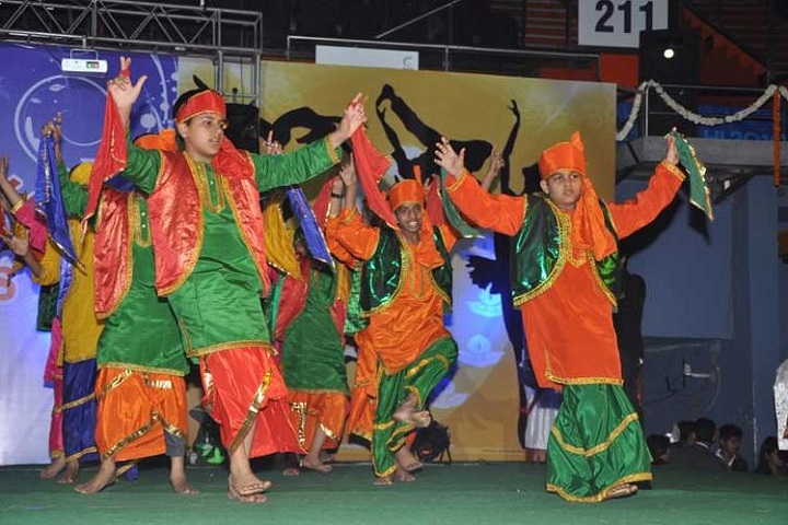 Gyandeep Vidya Bhawan Senior Secondary School-Dance