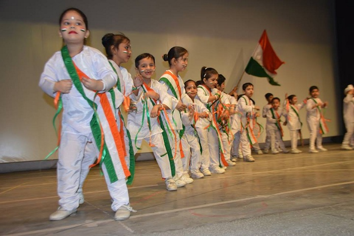 Happy Model School-Independence day Celebration