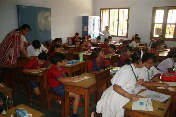 Happy School-Classroom