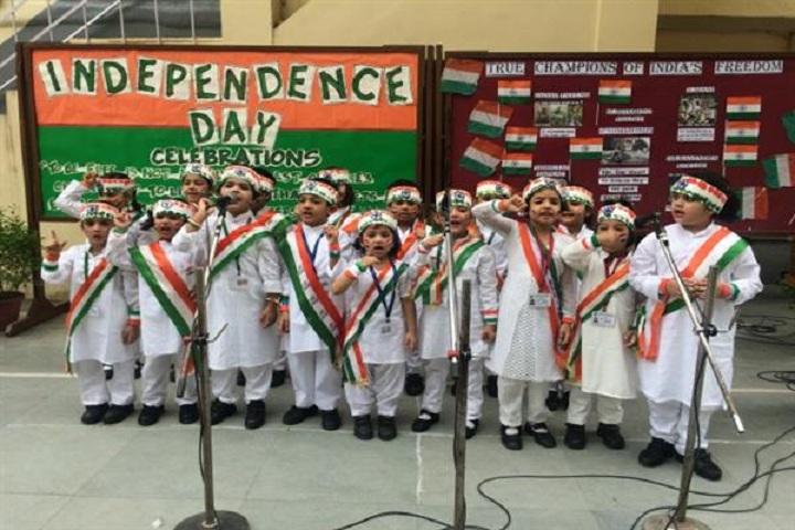 Happy School-Independence day Celebration