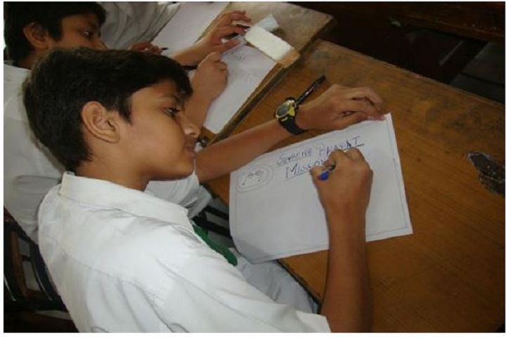 Happy School-Writing Competition
