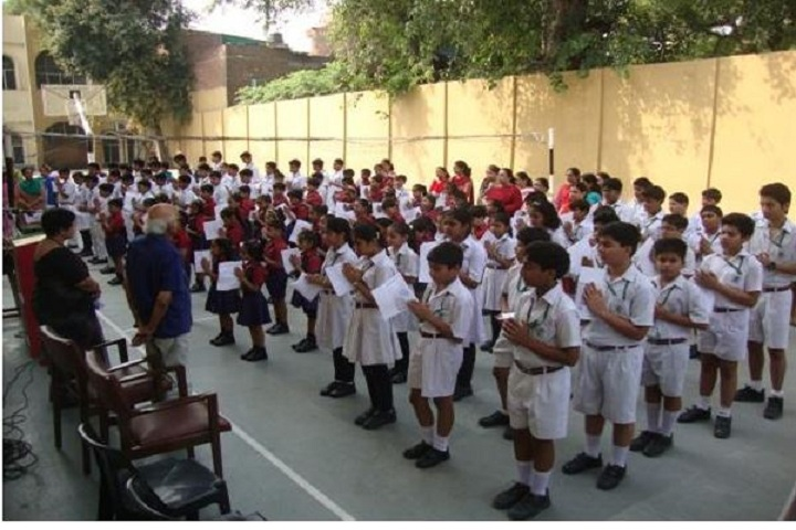 Happy School-Assembly