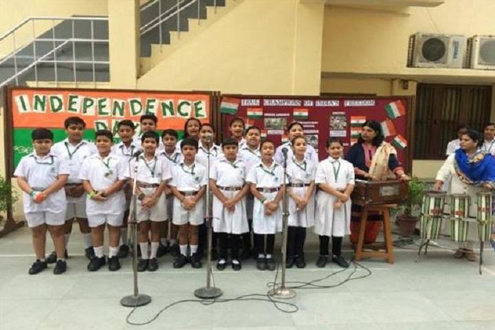 Happy School-Singing