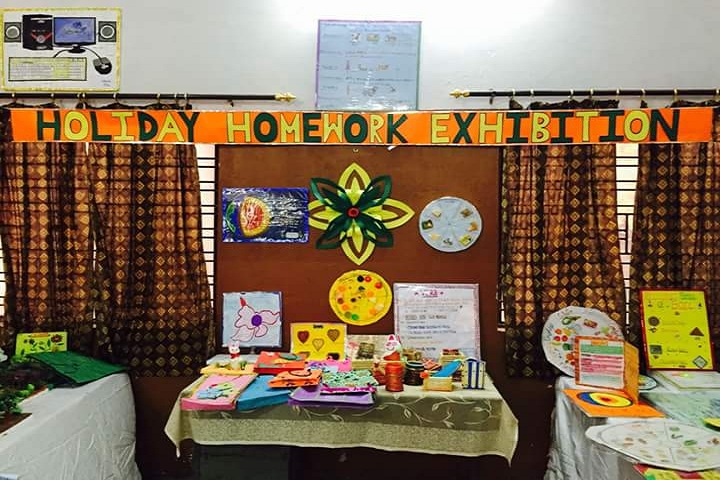 Hari Krishna Public School-Exhibition