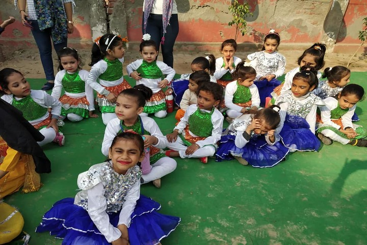 Hari Krishna Public School-Fancy Dress