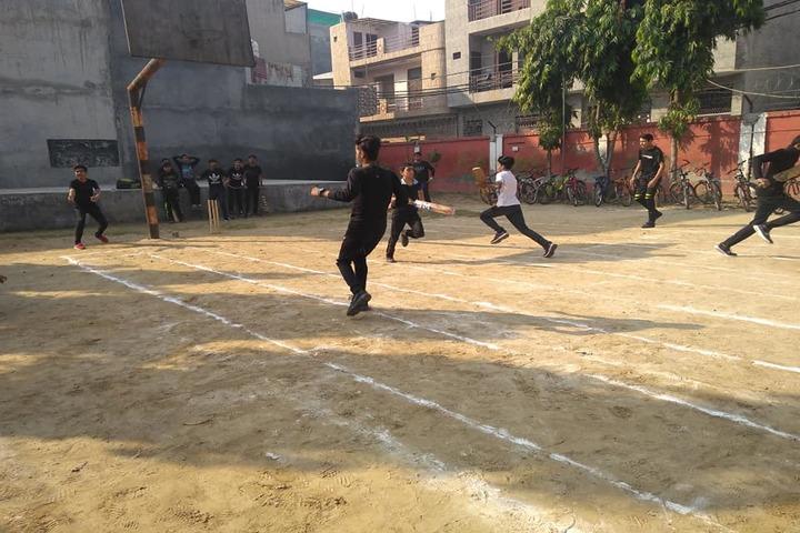 Hari Krishna Public School-Games