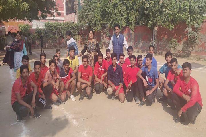 Hari Krishna Public School-Sports Team