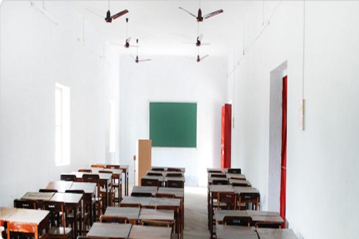 Haryana Shakti Senior Secondary School-Classroom