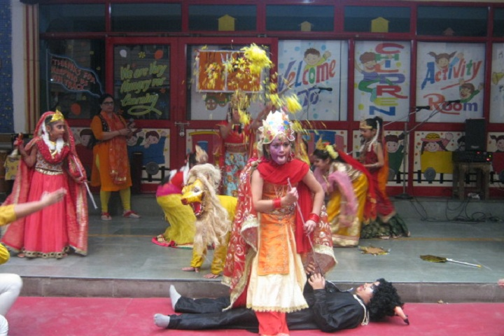 Himalaya Public Senior Secondary School-Drama