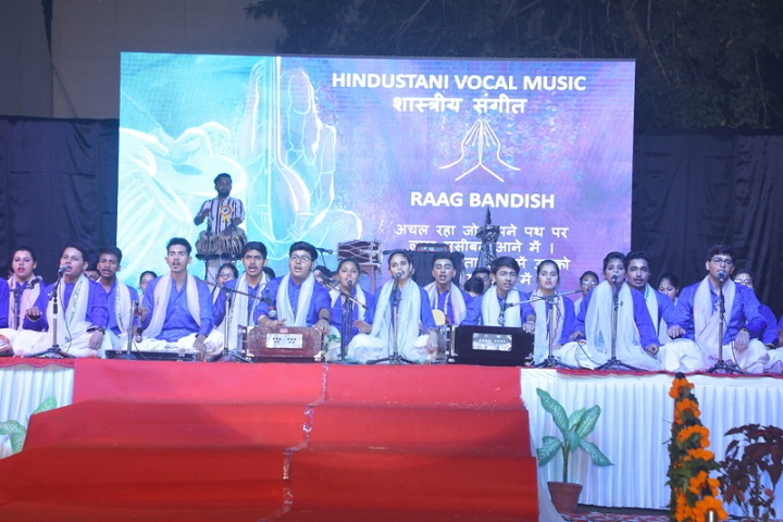 Himalaya Public Senior Secondary School-Music Competition