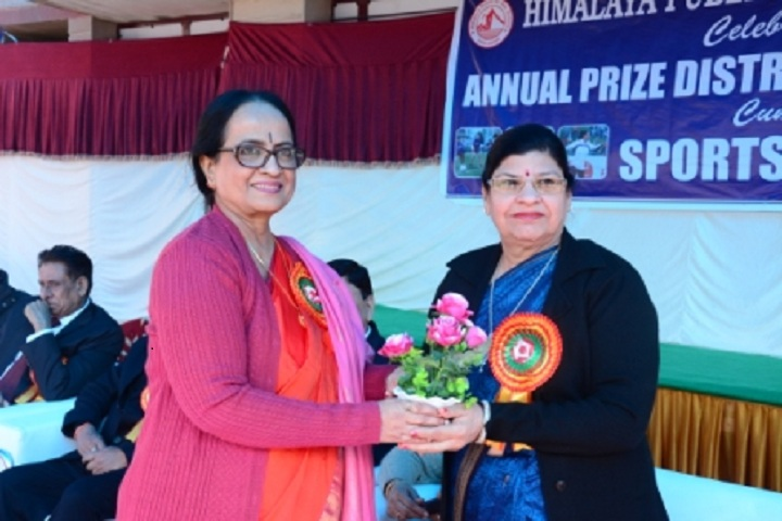 Himalaya Public Senior Secondary School-Achivement