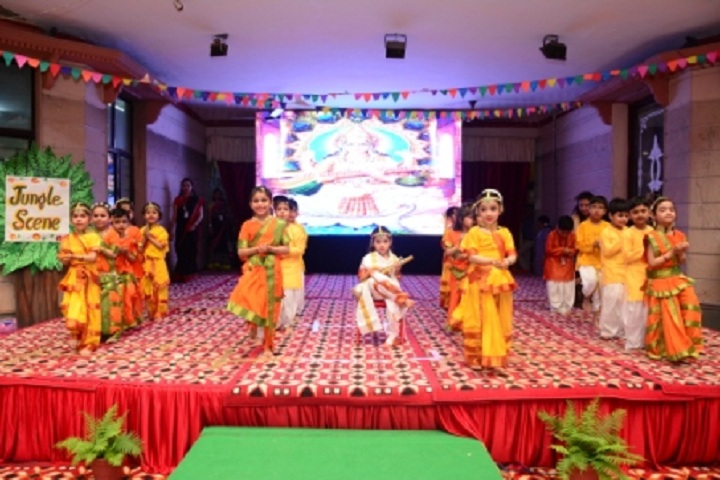Himalaya Public Senior Secondary School-Dance