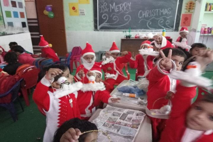 Hindon Public School-Christmas Celebration