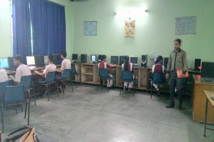 Hindon Public School-Computer Lab