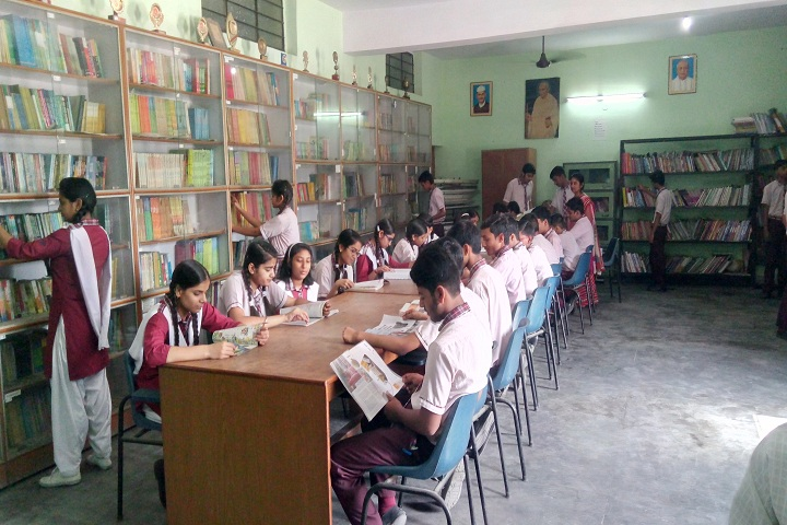 Hindon Public School-Library