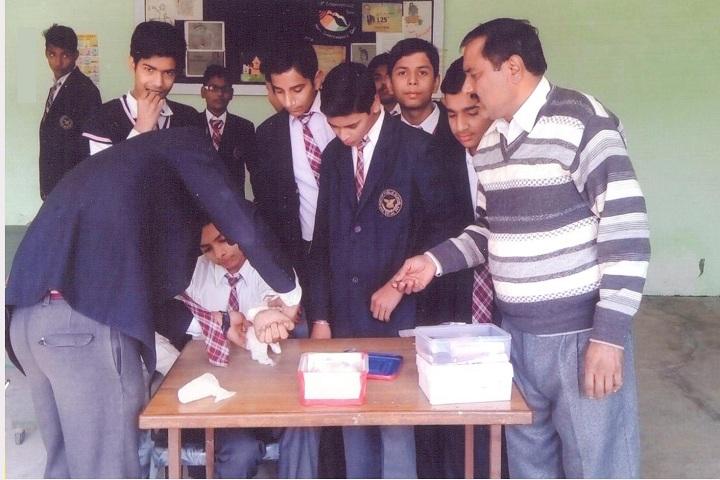 Hindon Public School-Medical Facilitry