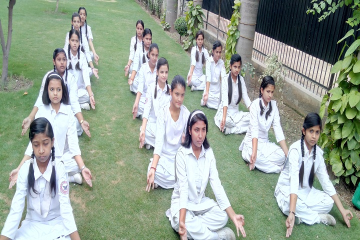 Hindon Public School-Yoga