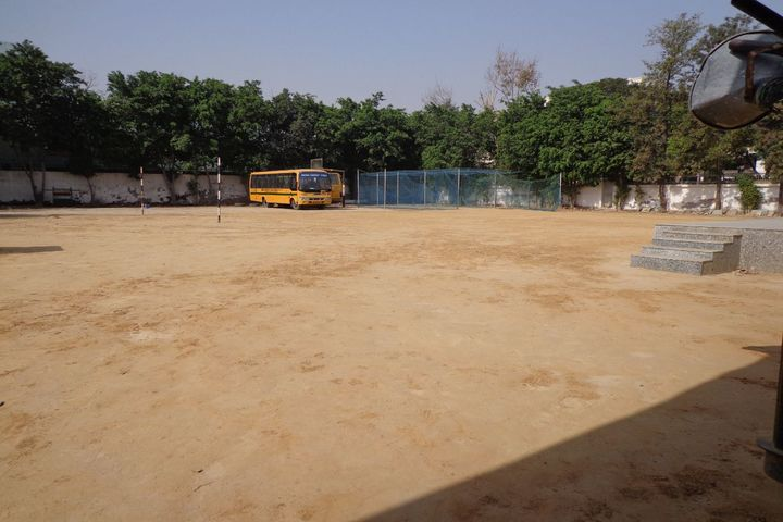 Indian Convent School-Play Ground