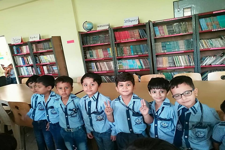 Indian Convent School-library
