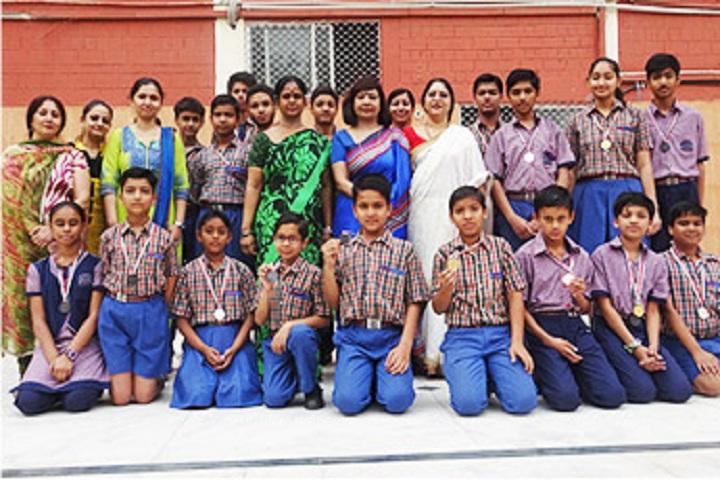 Indira Ideal School-Awards