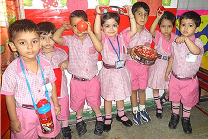 Indira Ideal School-Play Area