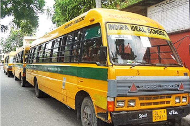 Indira Ideal School-Transport