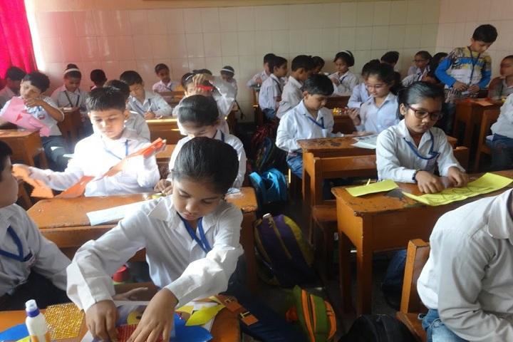 Indira Ideal School-Classroom