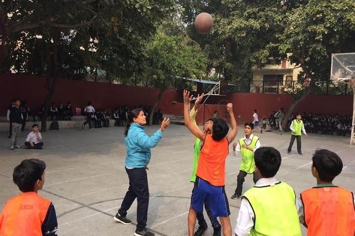 Indira Ideal School-Sports