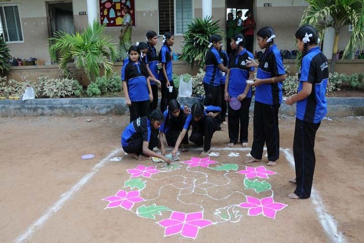 Sri Shridi sai Vidya niketan school- Diwali Celebrations