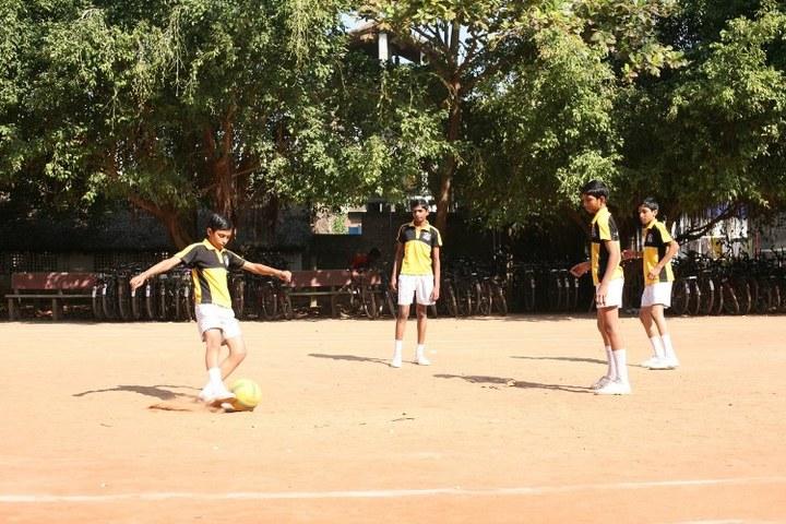 Sri Shridi sai Vidya niketan school- Games
