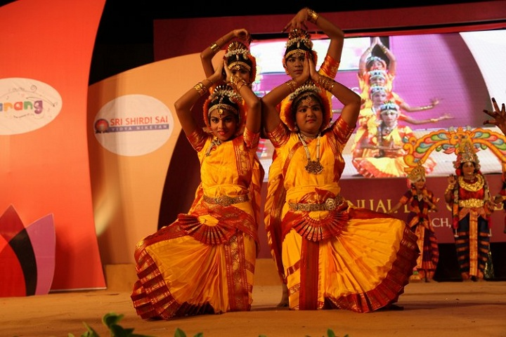 Sri Shirdi Sai Vidya Niketan English Medium High School-Annual Day