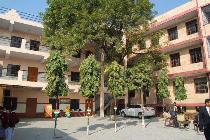 Indraprastha Convent School-Campus