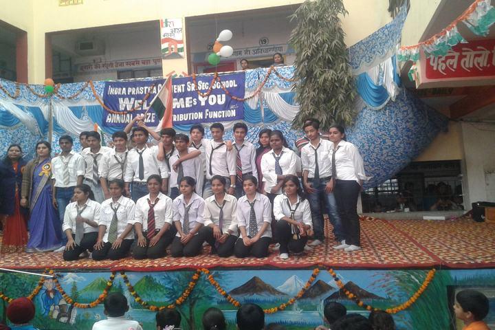 Indraprastha Convent School-Students