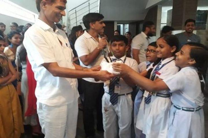 Indraprastha Convent School-Teachers Day