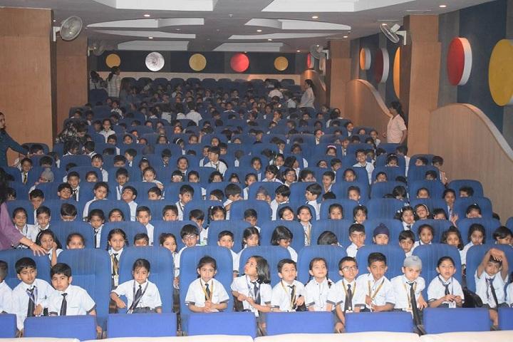 Indraprastha International School-Auditorium