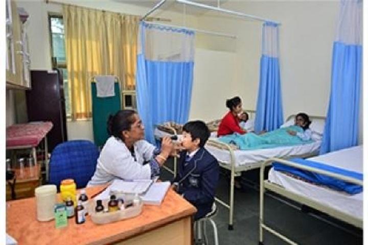 Indraprastha International School-Medical Facility