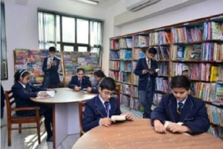 Indraprastha International School-Library