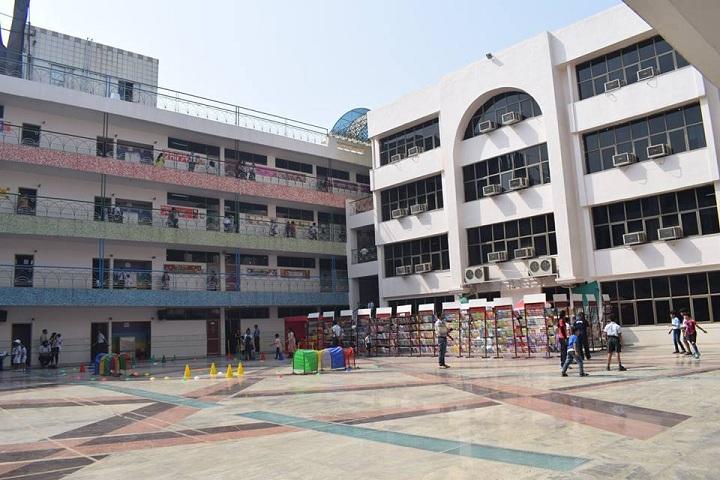 Indraprastha International School-Campus View
